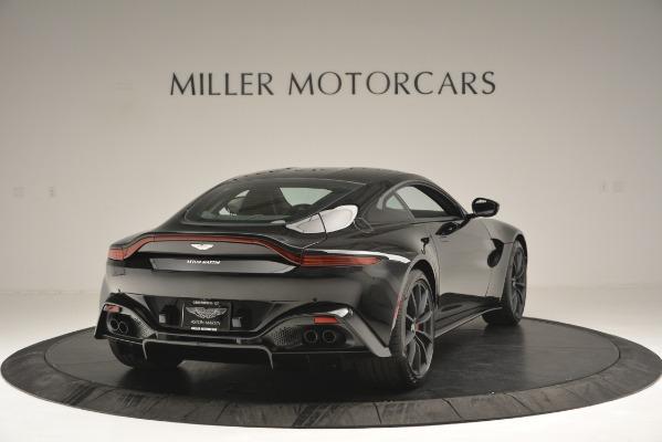 New 2019 Aston Martin Vantage for sale Sold at Maserati of Westport in Westport CT 06880 7