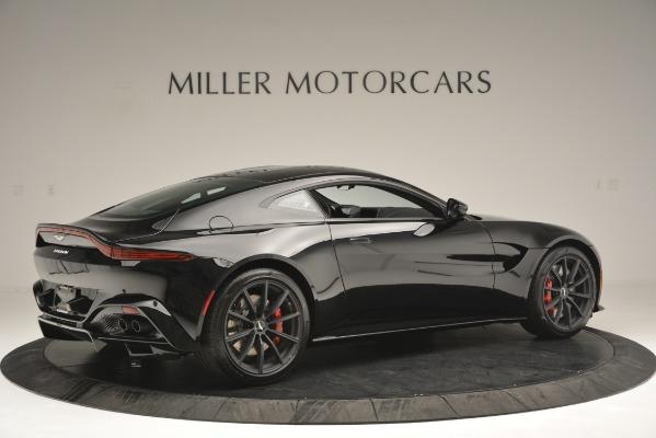 New 2019 Aston Martin Vantage for sale Sold at Maserati of Westport in Westport CT 06880 8