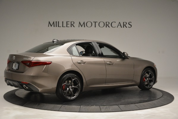 New 2019 Alfa Romeo Giulia Ti Sport Q4 for sale Sold at Maserati of Westport in Westport CT 06880 10