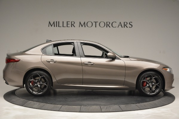 New 2019 Alfa Romeo Giulia Ti Sport Q4 for sale Sold at Maserati of Westport in Westport CT 06880 12