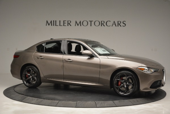 New 2019 Alfa Romeo Giulia Ti Sport Q4 for sale Sold at Maserati of Westport in Westport CT 06880 13