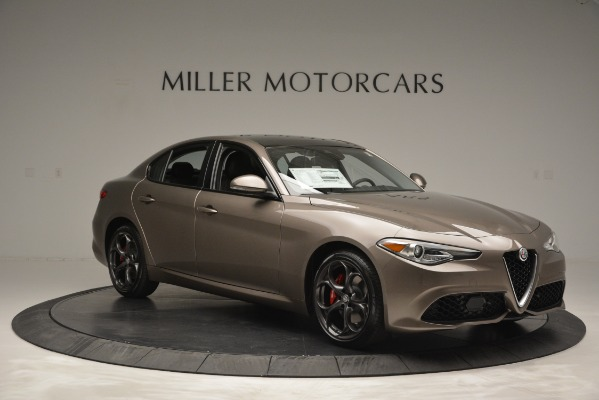 New 2019 Alfa Romeo Giulia Ti Sport Q4 for sale Sold at Maserati of Westport in Westport CT 06880 14