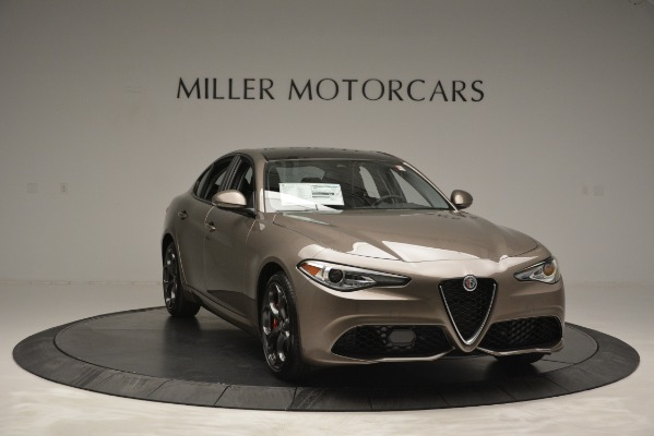 New 2019 Alfa Romeo Giulia Ti Sport Q4 for sale Sold at Maserati of Westport in Westport CT 06880 15