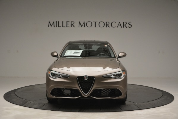 New 2019 Alfa Romeo Giulia Ti Sport Q4 for sale Sold at Maserati of Westport in Westport CT 06880 16