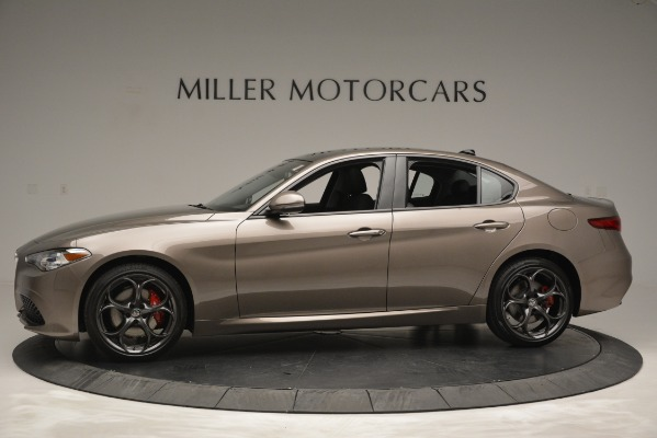 New 2019 Alfa Romeo Giulia Ti Sport Q4 for sale Sold at Maserati of Westport in Westport CT 06880 3