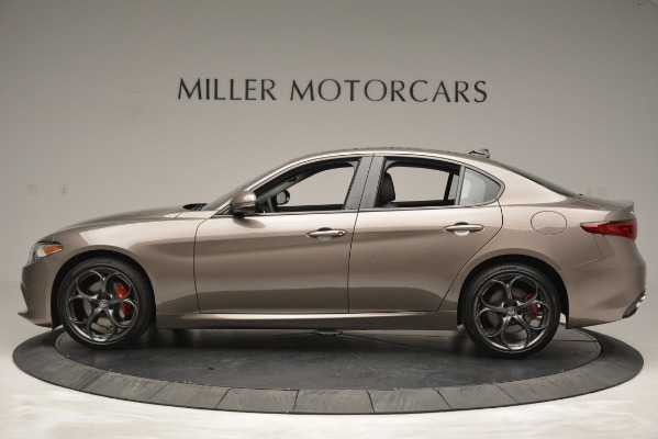 New 2019 Alfa Romeo Giulia Ti Sport Q4 for sale Sold at Maserati of Westport in Westport CT 06880 4