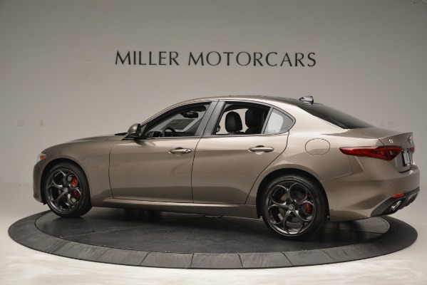 New 2019 Alfa Romeo Giulia Ti Sport Q4 for sale Sold at Maserati of Westport in Westport CT 06880 5