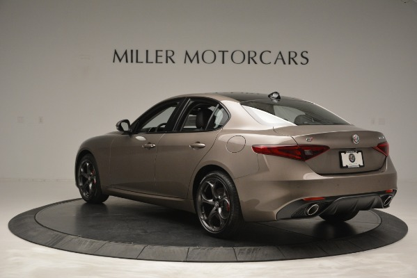 New 2019 Alfa Romeo Giulia Ti Sport Q4 for sale Sold at Maserati of Westport in Westport CT 06880 6