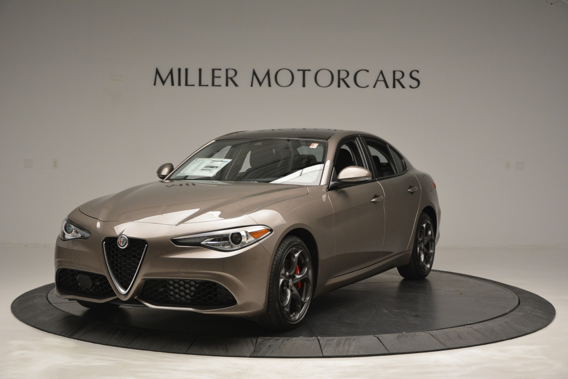 New 2019 Alfa Romeo Giulia Ti Sport Q4 for sale Sold at Maserati of Westport in Westport CT 06880 1