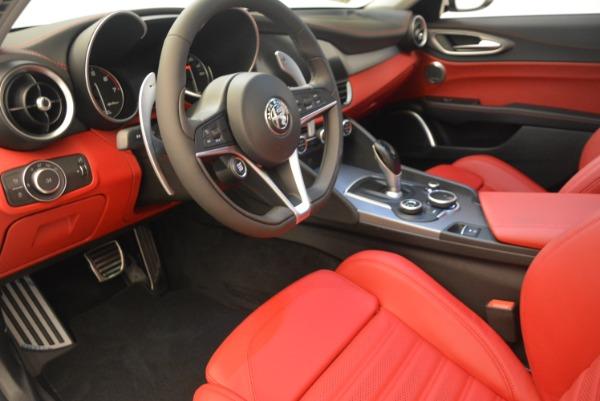 New 2019 Alfa Romeo Giulia Ti Sport Q4 for sale Sold at Maserati of Westport in Westport CT 06880 13