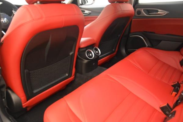 New 2019 Alfa Romeo Giulia Ti Sport Q4 for sale Sold at Maserati of Westport in Westport CT 06880 16