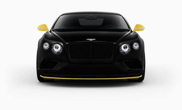 New 2017 Bentley Continental GT Speed Black Edition for sale Sold at Maserati of Westport in Westport CT 06880 2