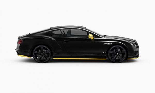 New 2017 Bentley Continental GT Speed Black Edition for sale Sold at Maserati of Westport in Westport CT 06880 3