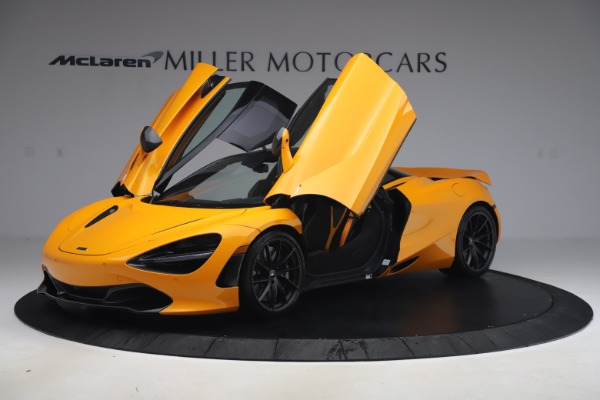 New 2019 McLaren 720S Coupe for sale Sold at Maserati of Westport in Westport CT 06880 10
