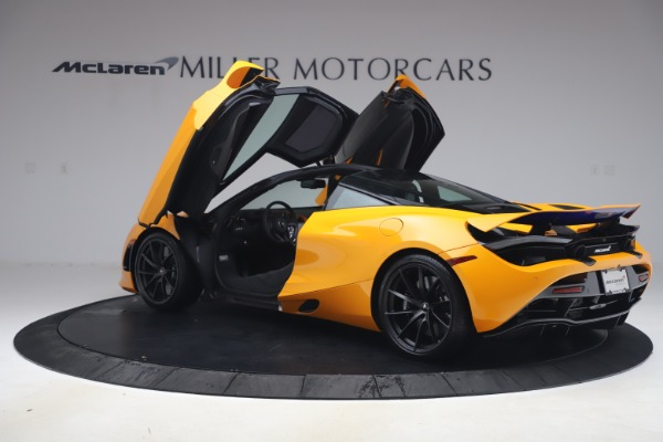 New 2019 McLaren 720S Coupe for sale Sold at Maserati of Westport in Westport CT 06880 12