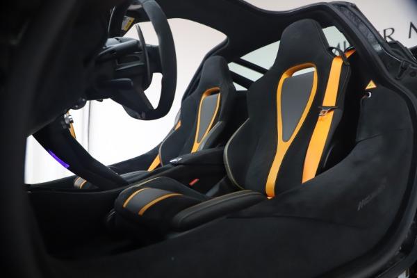 New 2019 McLaren 720S Coupe for sale Sold at Maserati of Westport in Westport CT 06880 17