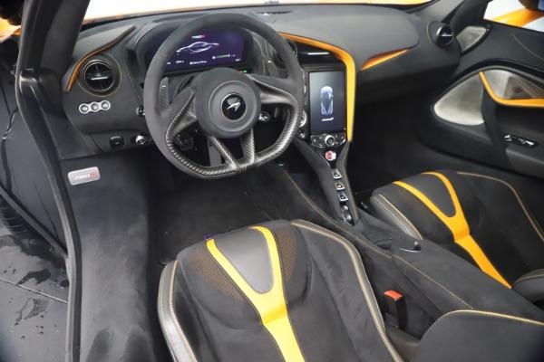 New 2019 McLaren 720S Coupe for sale Sold at Maserati of Westport in Westport CT 06880 21