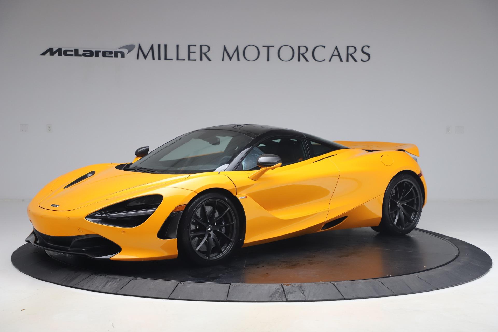 New 2019 McLaren 720S Coupe for sale Sold at Maserati of Westport in Westport CT 06880 1
