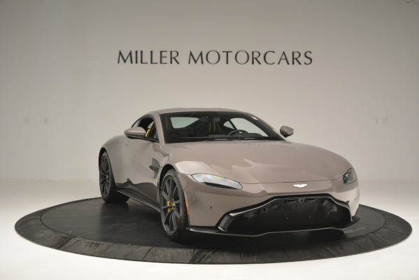 Used 2019 Aston Martin Vantage Coupe for sale Sold at Maserati of Westport in Westport CT 06880 11