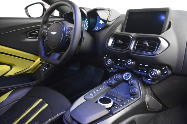 Used 2019 Aston Martin Vantage Coupe for sale Sold at Maserati of Westport in Westport CT 06880 18