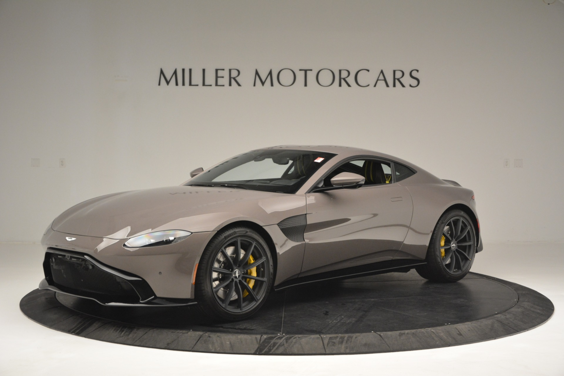 Used 2019 Aston Martin Vantage Coupe for sale Sold at Maserati of Westport in Westport CT 06880 1
