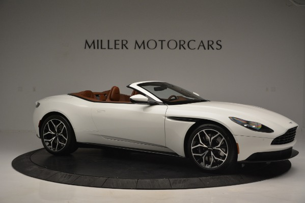 Used 2019 Aston Martin DB11 V8 Convertible for sale Sold at Maserati of Westport in Westport CT 06880 10