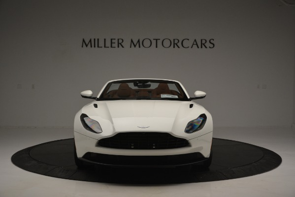 Used 2019 Aston Martin DB11 V8 Convertible for sale Sold at Maserati of Westport in Westport CT 06880 12