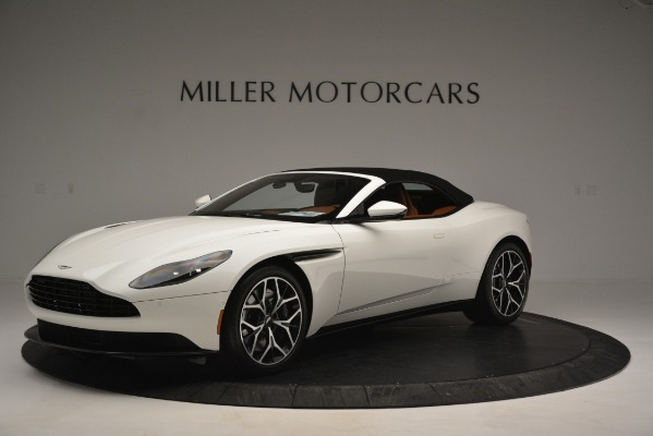 Used 2019 Aston Martin DB11 V8 Convertible for sale Sold at Maserati of Westport in Westport CT 06880 14