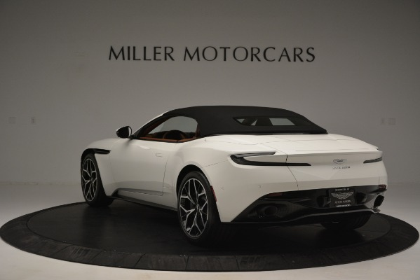 Used 2019 Aston Martin DB11 V8 Convertible for sale Sold at Maserati of Westport in Westport CT 06880 17