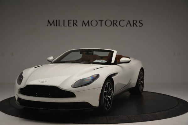 Used 2019 Aston Martin DB11 V8 Convertible for sale Sold at Maserati of Westport in Westport CT 06880 2