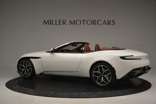 Used 2019 Aston Martin DB11 V8 Convertible for sale Sold at Maserati of Westport in Westport CT 06880 4