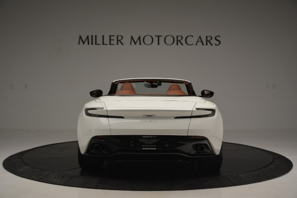 Used 2019 Aston Martin DB11 V8 Convertible for sale Sold at Maserati of Westport in Westport CT 06880 6