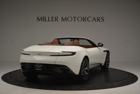 Used 2019 Aston Martin DB11 V8 Convertible for sale Sold at Maserati of Westport in Westport CT 06880 7