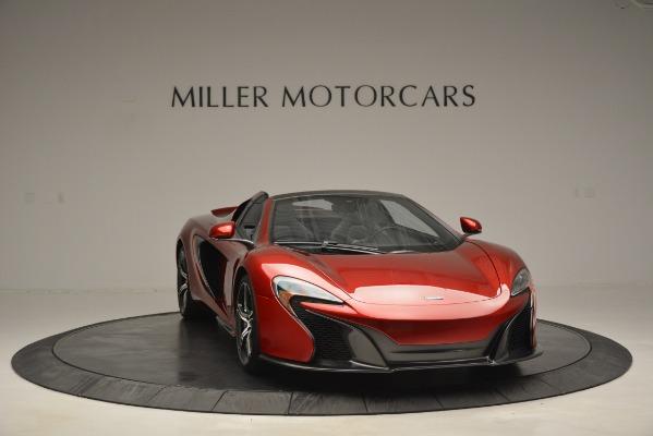 Used 2015 McLaren 650S Spider for sale Sold at Maserati of Westport in Westport CT 06880 11