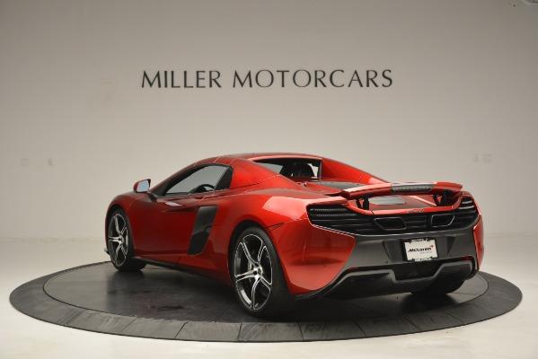 Used 2015 McLaren 650S Spider for sale Sold at Maserati of Westport in Westport CT 06880 16
