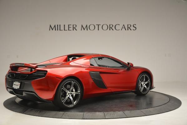 Used 2015 McLaren 650S Spider for sale Sold at Maserati of Westport in Westport CT 06880 18