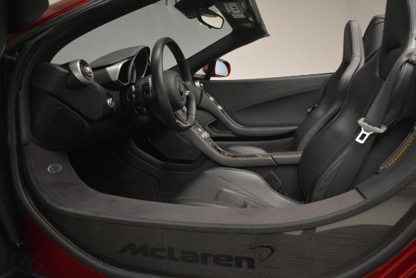 Used 2015 McLaren 650S Spider for sale Sold at Maserati of Westport in Westport CT 06880 25