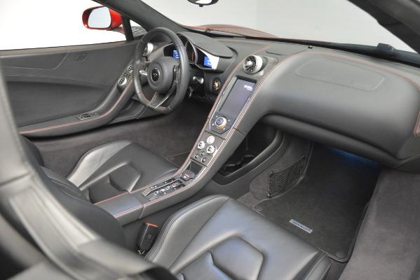 Used 2015 McLaren 650S Spider for sale Sold at Maserati of Westport in Westport CT 06880 27