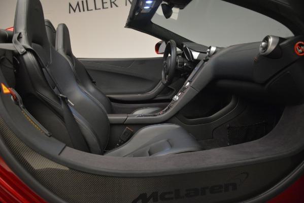 Used 2015 McLaren 650S Spider for sale Sold at Maserati of Westport in Westport CT 06880 28