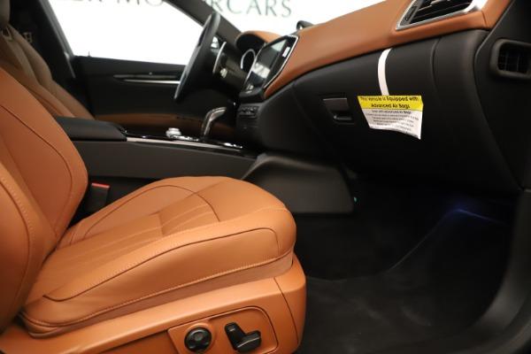 New 2019 Maserati Ghibli S Q4 GranSport for sale Sold at Maserati of Westport in Westport CT 06880 23