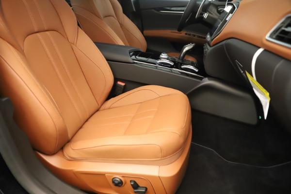 New 2019 Maserati Ghibli S Q4 GranSport for sale Sold at Maserati of Westport in Westport CT 06880 24