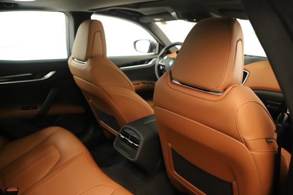 New 2019 Maserati Ghibli S Q4 GranSport for sale Sold at Maserati of Westport in Westport CT 06880 28