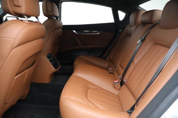 Used 2015 Maserati Quattroporte S Q4 for sale $42,900 at Maserati of Westport in Westport CT 06880 16