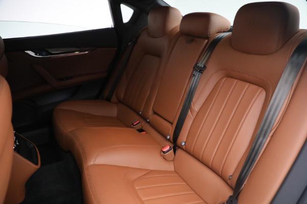 Used 2015 Maserati Quattroporte S Q4 for sale $42,900 at Maserati of Westport in Westport CT 06880 17