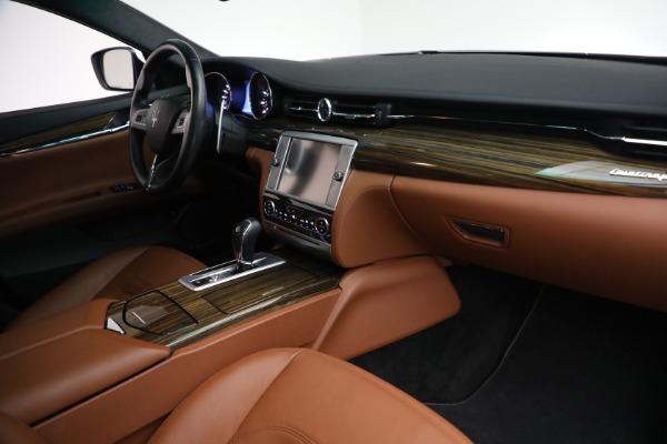 Used 2015 Maserati Quattroporte S Q4 for sale $42,900 at Maserati of Westport in Westport CT 06880 19