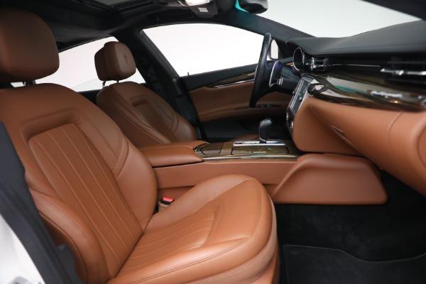Used 2015 Maserati Quattroporte S Q4 for sale $42,900 at Maserati of Westport in Westport CT 06880 20