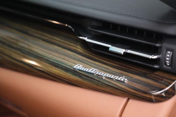Used 2015 Maserati Quattroporte S Q4 for sale $42,900 at Maserati of Westport in Westport CT 06880 22