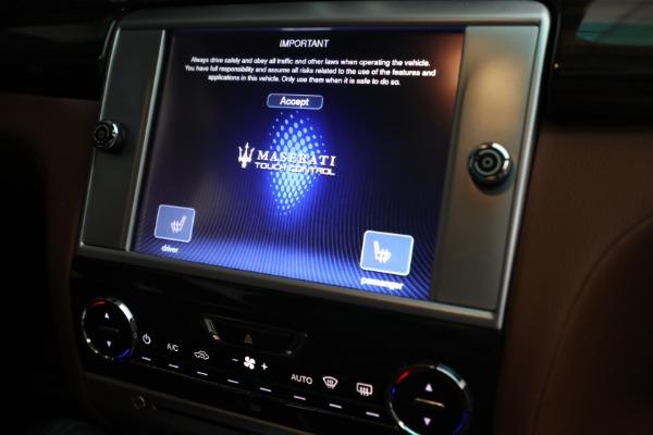 Used 2015 Maserati Quattroporte S Q4 for sale $42,900 at Maserati of Westport in Westport CT 06880 26