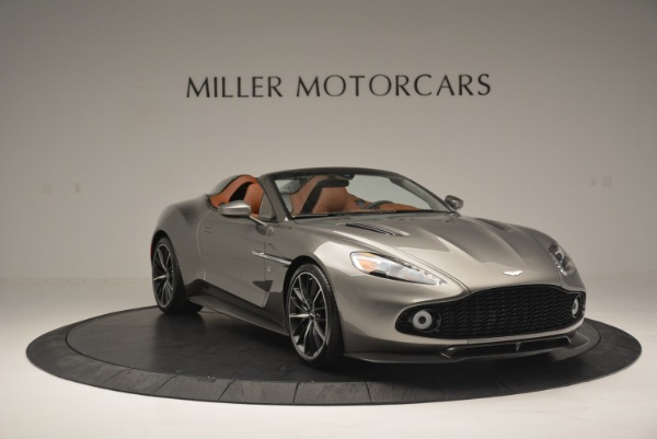 Used 2018 Aston Martin Zagato Speedster Convertible for sale Sold at Maserati of Westport in Westport CT 06880 11