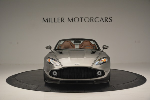 Used 2018 Aston Martin Zagato Speedster Convertible for sale Sold at Maserati of Westport in Westport CT 06880 12